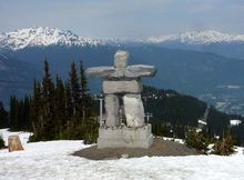 Vancouver to Whistler limo sightseeing