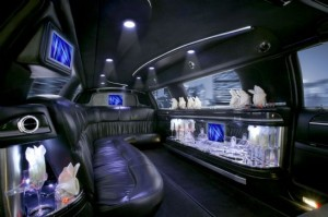 Maple Ridge limousine interior