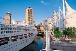 vancouver cruiseship terminal
