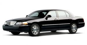 vancouver limo fleet - town car sedan