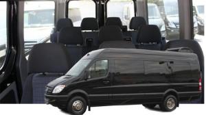 Whistler limo van